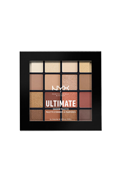 Göz Farı Paleti - Ultimate Shadow Pallette Warm Neutrals 800897017644