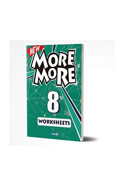 ?Kurmay ELT More and More 8 Worksheets