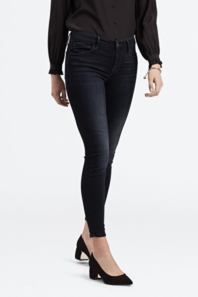 Kadın Jean Innovation Super Skinny 17780-0068