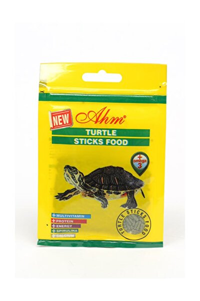 Turtle Sticks Green Food 10 Gr