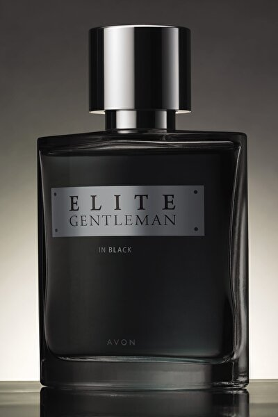Elite Gentleman in Black Edt 75 ml Erkek Parfümü