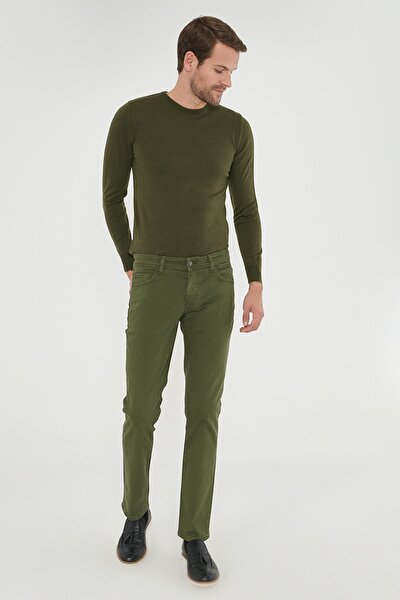 Slim Fit Casual Pantolon - 4G0120100002