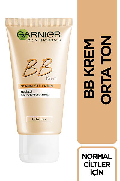 BB Krem Orta Ton - Daily All in One BB Cream Spf 15 50 ml