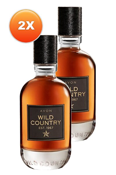 Wild Country Erkek Parfüm Edt 75 ml 2'li Set 5050000105217