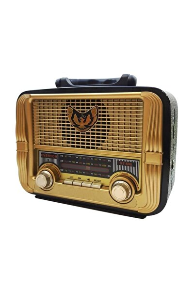 Rt-806bt Usb-sd-fm-bluetooth Nostaljik Radyo