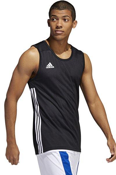 Erkek Siyah 3g Speed Reversible Jersey Basketbol Forma