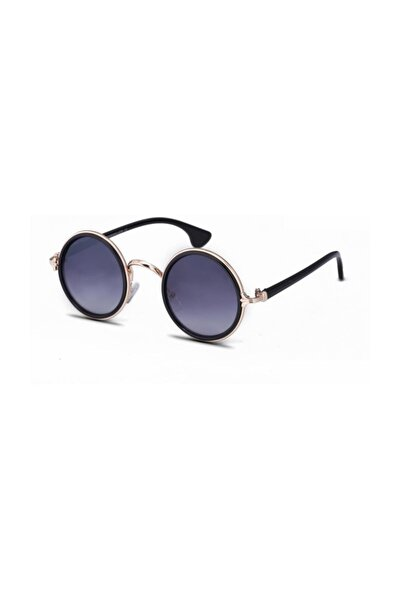 Kadın Yuvarlark Güneş Gözlüğü RM1797SARISIYAH