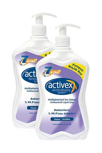 Antibakteriyel Sıvı Sabun 2Li Set Hassas 2 x 700 ml