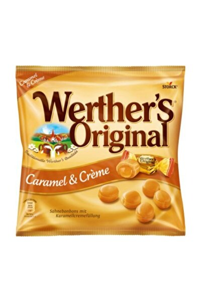 Werther's Original Caramel Ve Crema 225gr