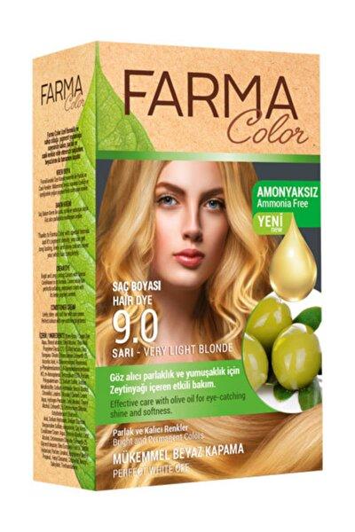 Farmacolor Saç Boyası 9.0 Sarı