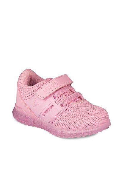 313.p20y.102 Patik Işıklı Pembe Çocuk Spor Ayakkabı