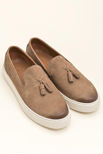 ANDRE Hakiki Deri Vizon Erkek Ayakkabı