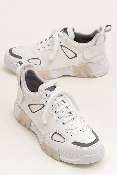 IZARRA Beyaz Erkek Ayakkabı