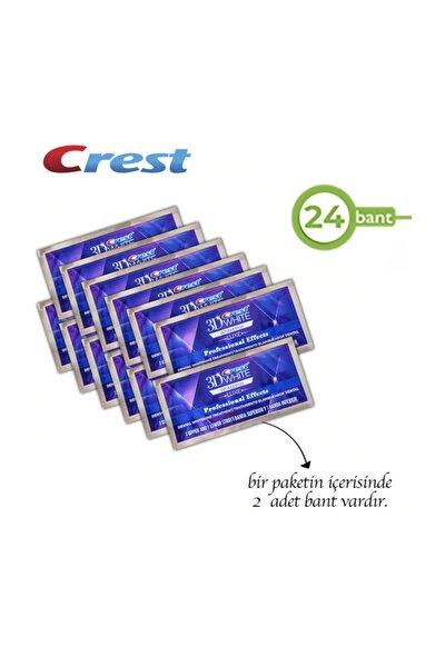 3d White Professional Effects Diş Beyazlatma Bantları (24 Bant)