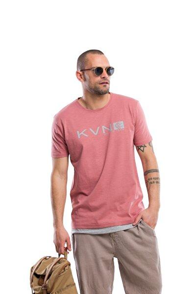 Kevin Erkek T9 Mercan Tişört L