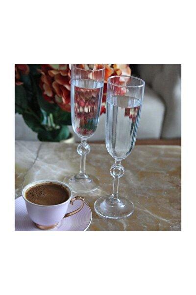 Amore 6lı Kahve Su Bardak