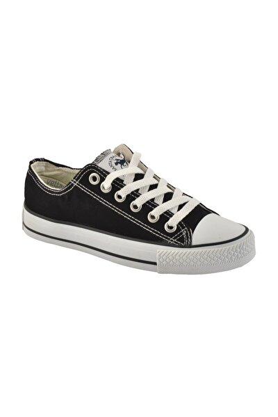 Club Converse Ayakkabı Siyah-beyaz Spc-01
