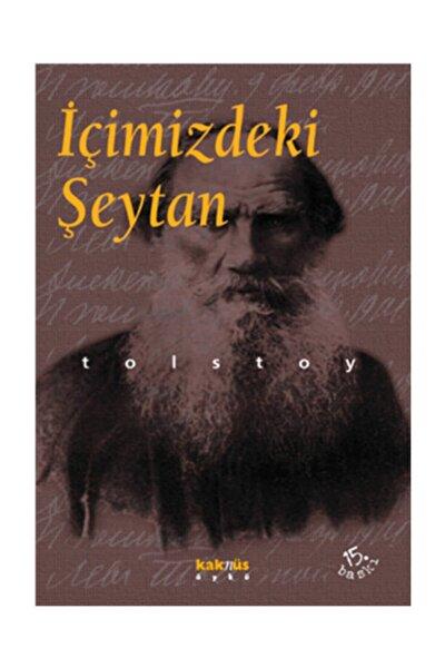 İçimizdeki Şeytan Lev Nikolayeviç Tolstoy