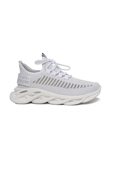Beyaz Erkek Sneaker Kw01a029.10