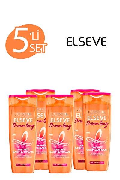 5'li Dream Long Onarıcı Bakım Şampuanı 360 ml Seti  36005237829325
