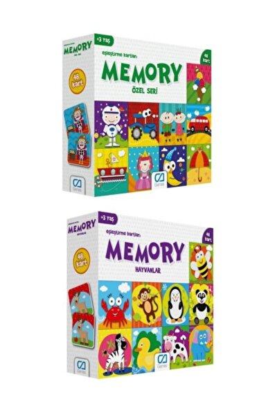 2'li Eşleştirme Kartları Memory Set (5039-5041) Ca.5039-5041
