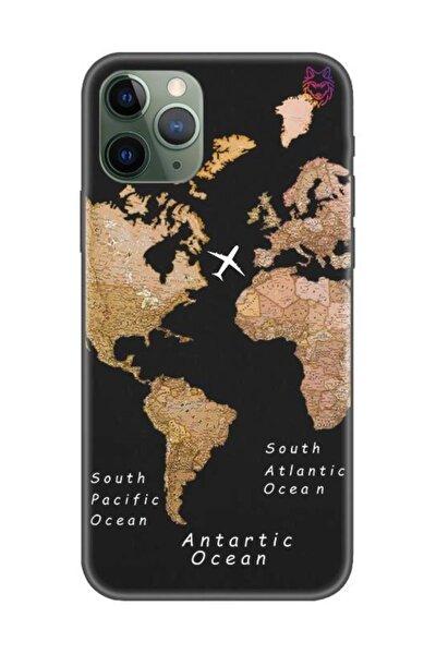 Iphone 11 Pro  Siyah Silikon Kılıf