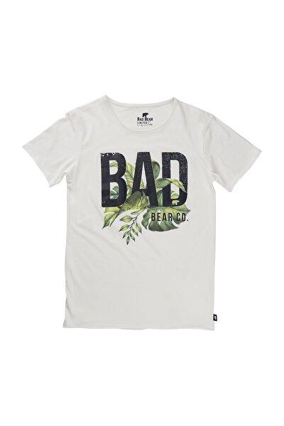 BAD COMPANY TEE OFF-WHITE