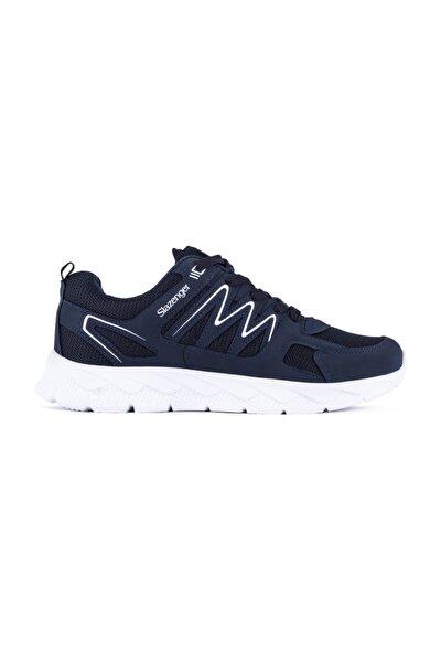 Kronos Sneaker Erkek Ayakkabı Lacivert