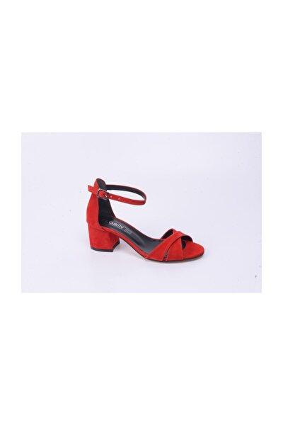 Kadın Tek Bant Topuklu Ayakkabı