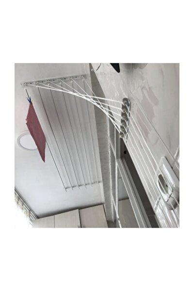 Asansörlü Çamaşırlık 6 Çubuklu 200 cm.