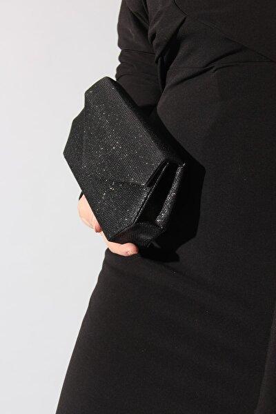Kadın  Deri Siyah Çanta