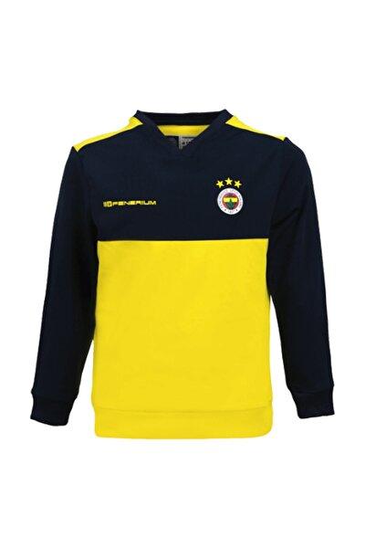 Fenerbahçe 2019/20 A Takım Futbolcu Antrenman Üstü Sweatshirt AT017C9S01