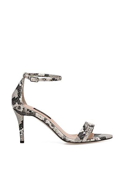 TENSE Gri Kadın Sandalet 100526668