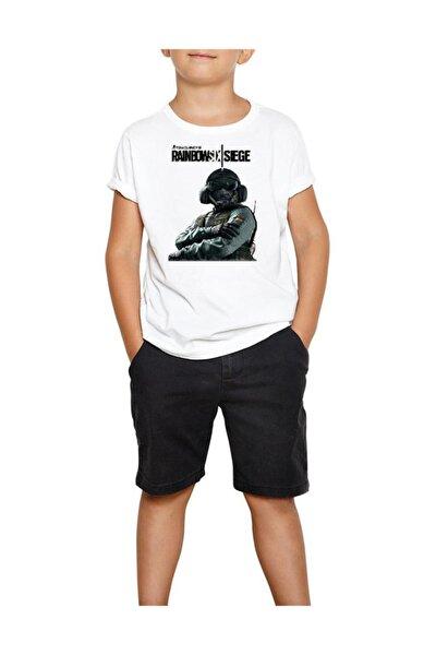 Beyaz Çocuk Tişört