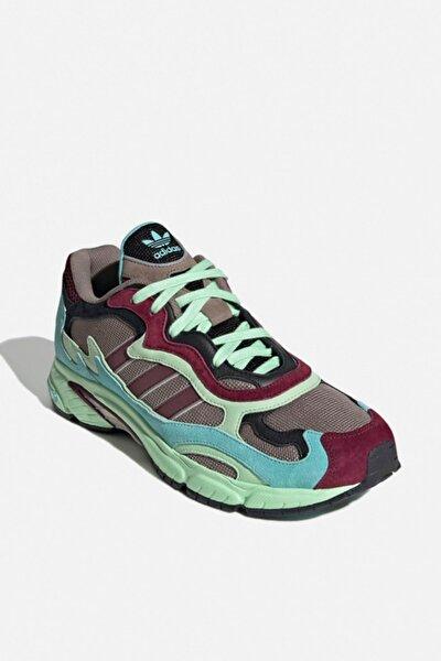 Erkek Spor Ayakkabı - Temper Run Cblack/Easmin/Glogrn - EE7741