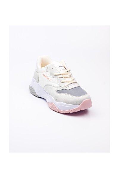 100500133 Ecik Gri Kadın Spor Ayakkabı Gri-36