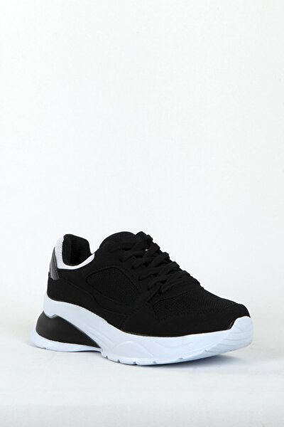 B&s 561 Siyah Kadın Spor Ayakkabı