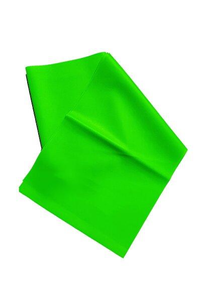 Pilates Lastiği Yeşil Normal Direnç Ce10y