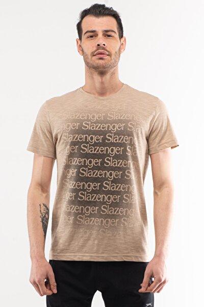 KARAT Erkek T-Shirt Kahve ST10TE047