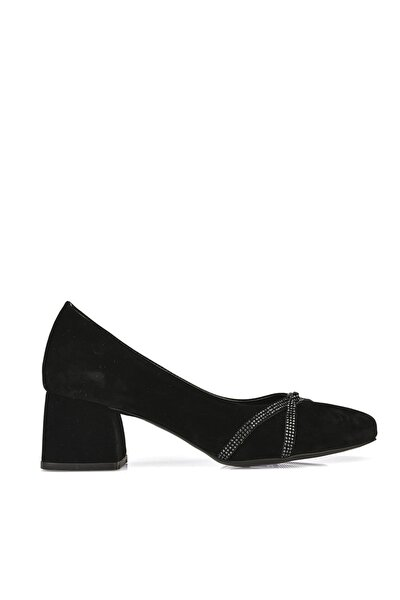Punto by Ziya Kadın Topuklu Ayakkabı 101415 595382 SIYAH