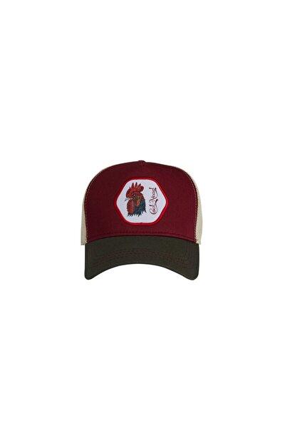 Erkek Şapka ROOSTER CAP MAROON