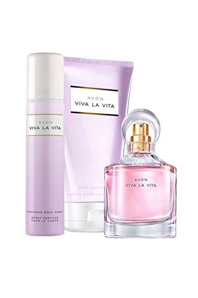 Viva La Vita Edp Kadın Parfüm Seti 8681298983095