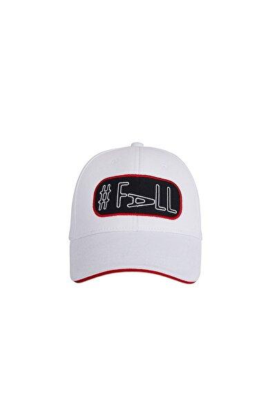 Erkek Şapka FALL CAP OFF-WHITE