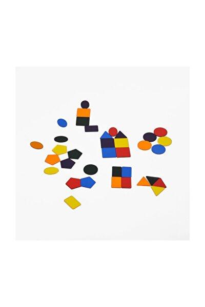 Pleksi Geometrik Şekiller