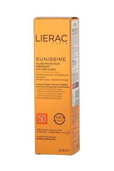 Sunissime Energizing Protective Fluide Spf50+ Güneş Kremi 40 ml 3508240006419