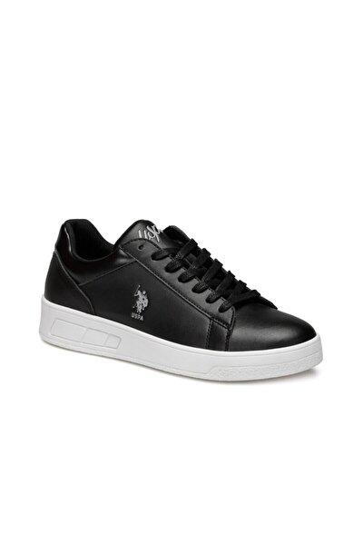 Starky Siyah Kadın Sneaker Ayakkabı
