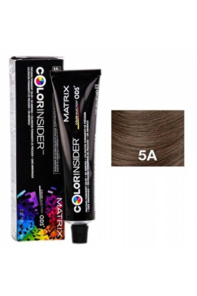 Color Insider Saç Boyası 5a 5.1 Medium Brown Ash