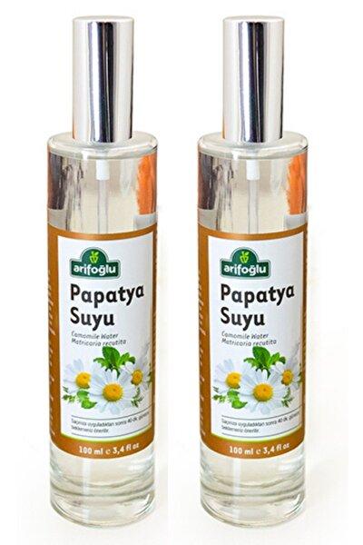 Papatya Suyu Cam Şişe Sprey 100 ml + 100 ml 2 Li Set