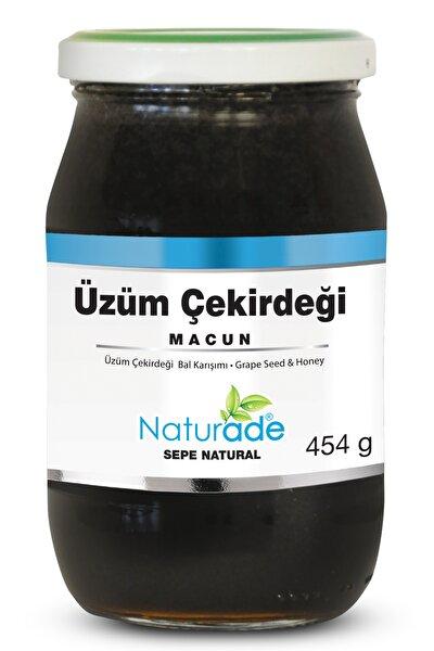 Naturade Üzüm Çekirdeği Bal Karışım 454 gr