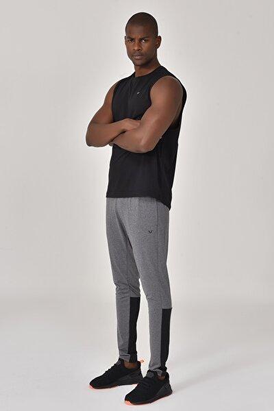 Siyah Erkek Örme Atlet GS-1622